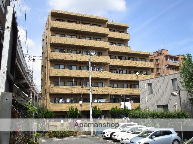 東京都足立区、綾瀬駅徒歩11分の築30年 7階建の賃貸マンション
