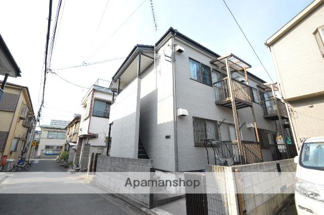 東京都葛飾区、小菅駅徒歩12分の築17年 2階建の賃貸アパート