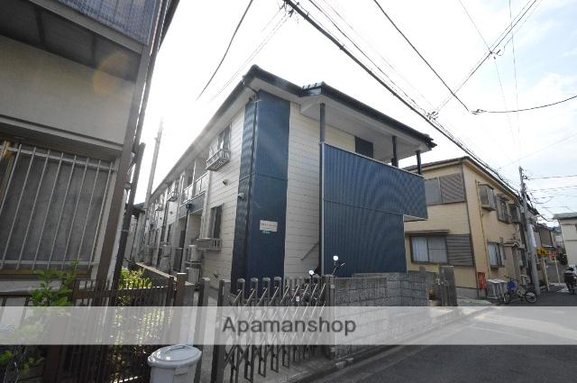 東京都葛飾区、綾瀬駅徒歩16分の築9年 2階建の賃貸アパート