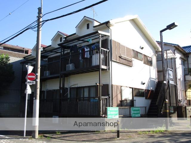 東京都足立区、亀有駅徒歩9分の築30年 2階建の賃貸アパート