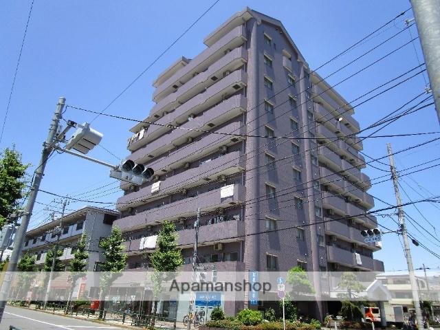 東京都足立区、綾瀬駅徒歩8分の築24年 10階建の賃貸マンション