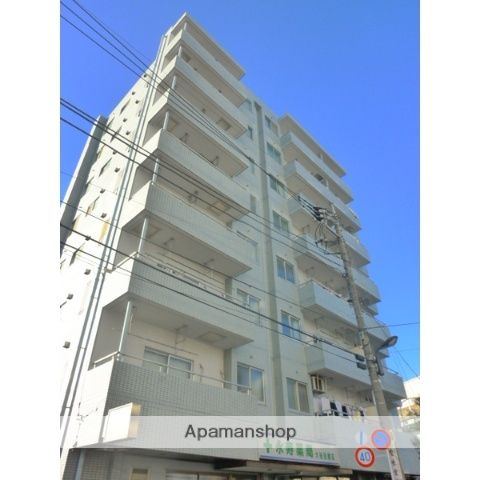 東京都足立区、亀有駅徒歩17分の築26年 8階建の賃貸マンション