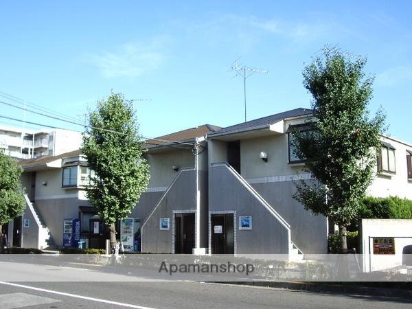 東京都足立区、亀有駅徒歩28分の築30年 2階建の賃貸アパート