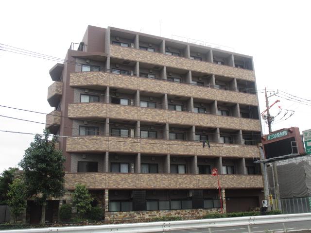 東京都世田谷区、二子玉川駅徒歩15分の築9年 6階建の賃貸マンション