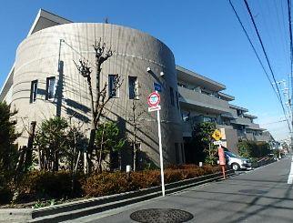 東京都目黒区、学芸大学駅徒歩24分の築12年 3階建の賃貸マンション