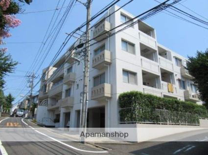 東京都目黒区、都立大学駅徒歩10分の築26年 3階建の賃貸マンション