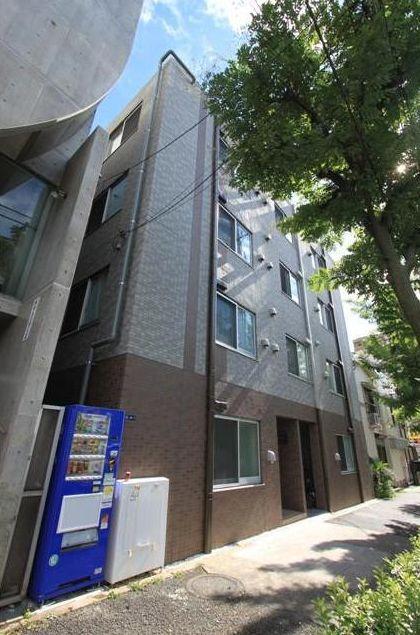 東京都大田区、雪が谷大塚駅徒歩6分の築3年 4階建の賃貸マンション