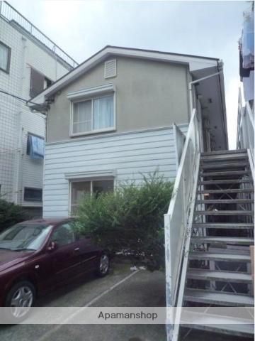 東京都目黒区、祐天寺駅徒歩14分の築19年 2階建の賃貸アパート
