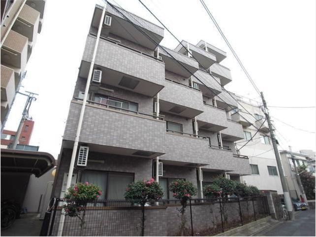 東京都大田区、田園調布駅徒歩15分の築19年 5階建の賃貸マンション