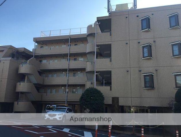 東京都目黒区、学芸大学駅徒歩18分の築29年 5階建の賃貸マンション