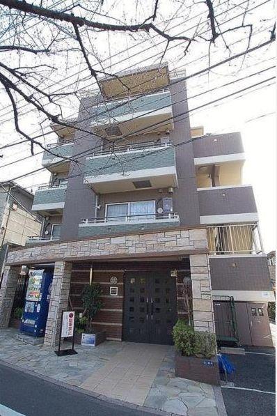 東京都大田区、多摩川駅徒歩8分の築12年 4階建の賃貸マンション