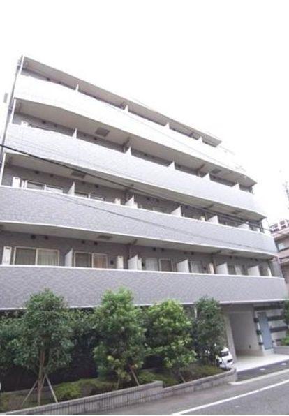 東京都大田区、旗の台駅徒歩13分の築10年 5階建の賃貸マンション