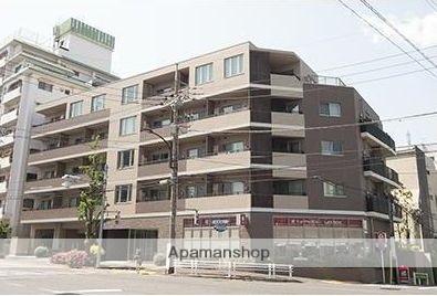 東京都目黒区、都立大学駅徒歩10分の築5年 5階建の賃貸マンション