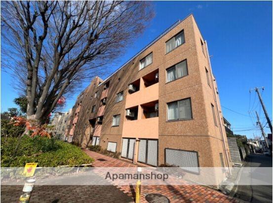 東京都目黒区、洗足駅徒歩9分の築16年 5階建の賃貸マンション