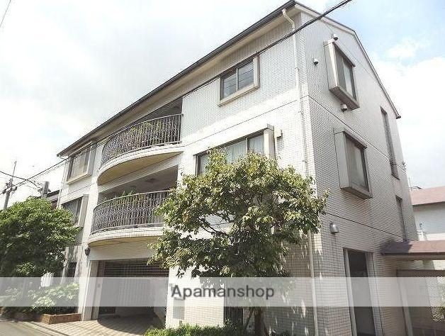 東京都目黒区、学芸大学駅徒歩19分の築21年 2階建の賃貸マンション