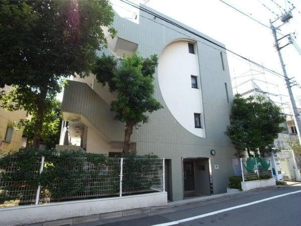 東京都世田谷区、等々力駅徒歩15分の築26年 5階建の賃貸マンション