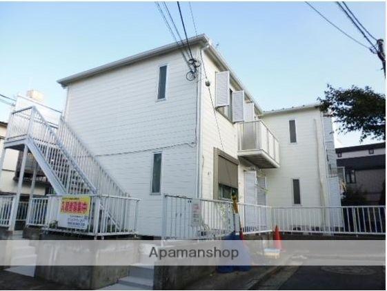 東京都目黒区、祐天寺駅徒歩15分の築28年 2階建の賃貸アパート