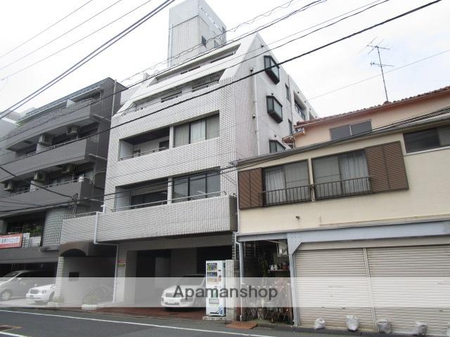 東京都目黒区、都立大学駅徒歩3分の築31年 5階建の賃貸マンション