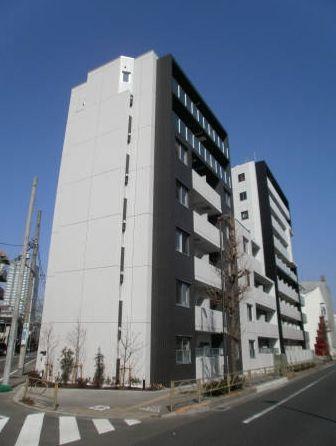 東京都世田谷区、用賀駅徒歩7分の築6年 7階建の賃貸マンション