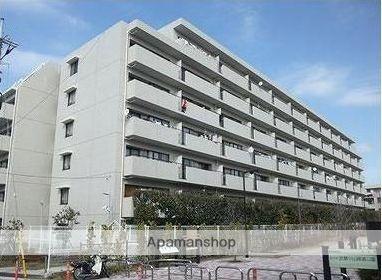 東京都品川区、武蔵小山駅徒歩5分の築29年 7階建の賃貸マンション