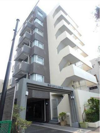 東京都目黒区、都立大学駅徒歩16分の築25年 7階建の賃貸マンション