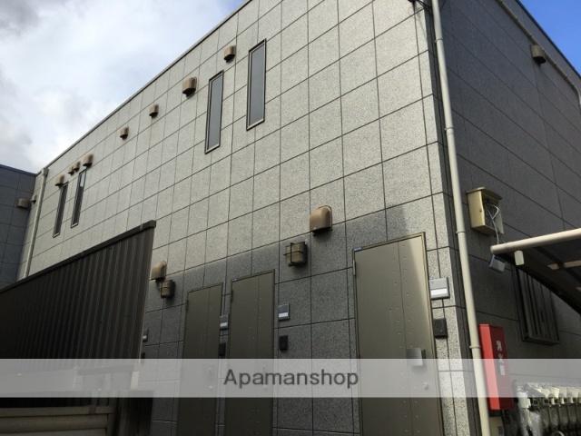 東京都大田区、大岡山駅徒歩12分の築9年 2階建の賃貸マンション