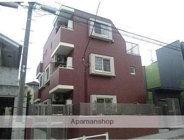東京都大田区、御嶽山駅徒歩14分の築5年 3階建の賃貸マンション