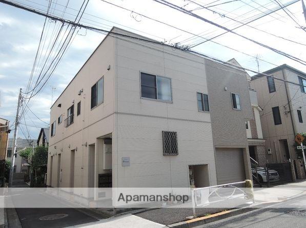 東京都目黒区、自由が丘駅徒歩7分の築51年 2階建の賃貸アパート
