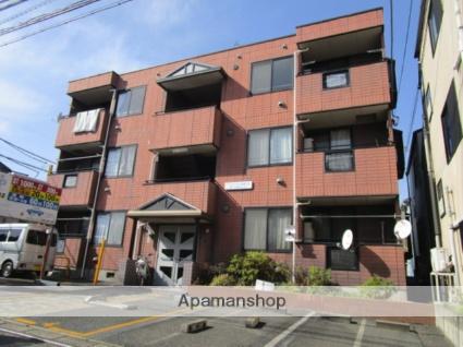 東京都世田谷区、自由が丘駅徒歩23分の築24年 3階建の賃貸マンション