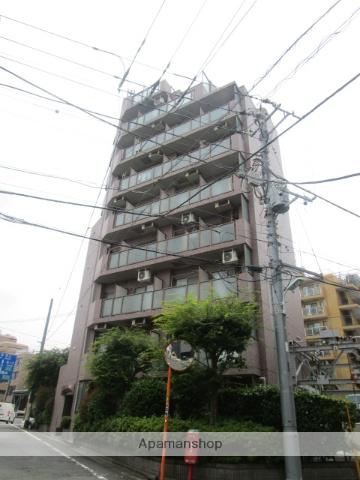 東京都目黒区、学芸大学駅徒歩12分の築19年 9階建の賃貸マンション