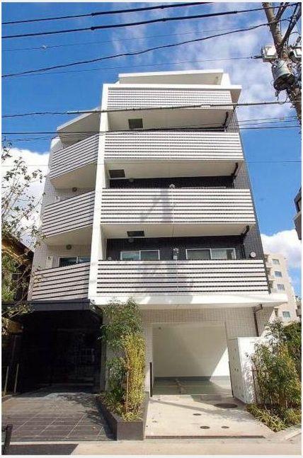 東京都世田谷区、等々力駅徒歩16分の築4年 5階建の賃貸マンション