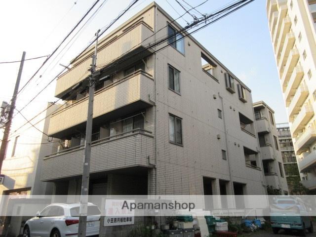 東京都大田区、大岡山駅徒歩2分の築12年 4階建の賃貸マンション