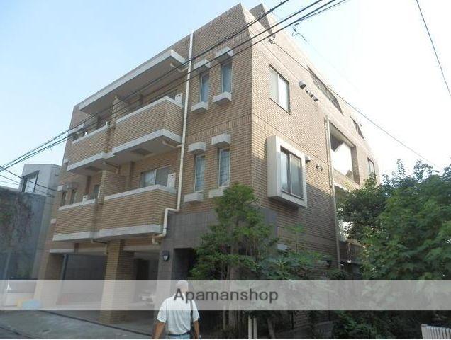 東京都目黒区、代官山駅徒歩17分の築12年 4階建の賃貸マンション