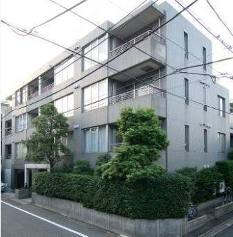 東京都目黒区、祐天寺駅徒歩9分の築22年 4階建の賃貸マンション