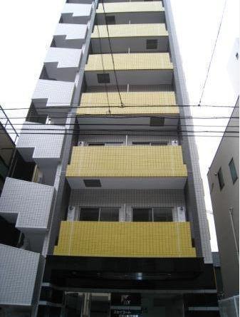 神奈川県川崎市中原区、向河原駅徒歩15分の築4年 9階建の賃貸マンション