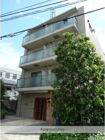 東京都世田谷区、九品仏駅徒歩20分の築11年 5階建の賃貸マンション