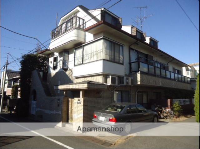 東京都目黒区、都立大学駅徒歩5分の築21年 2階建の賃貸アパート