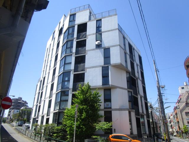 東京都世田谷区、自由が丘駅徒歩26分の築7年 8階建の賃貸マンション