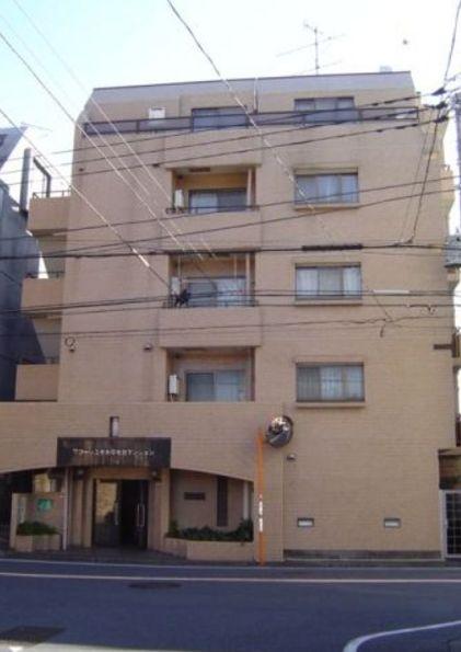 東京都世田谷区、尾山台駅徒歩18分の築30年 5階建の賃貸マンション