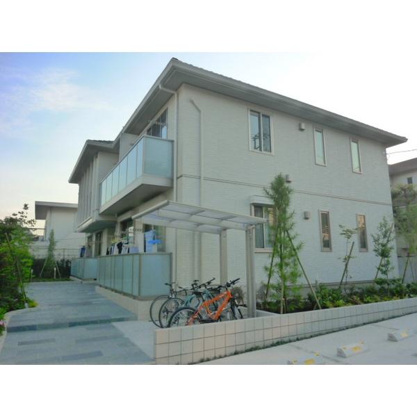 東京都世田谷区、九品仏駅徒歩17分の築2年 2階建の賃貸アパート
