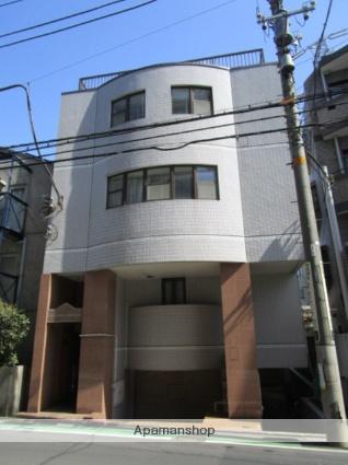 東京都世田谷区、等々力駅徒歩10分の築27年 3階建の賃貸マンション