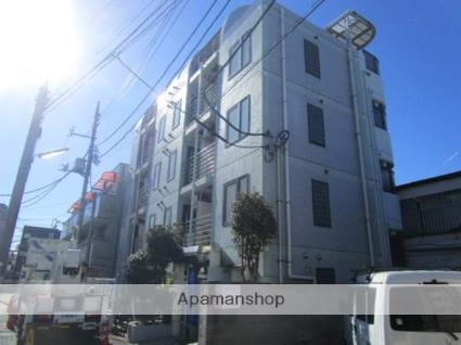 東京都世田谷区、尾山台駅徒歩5分の築27年 5階建の賃貸マンション