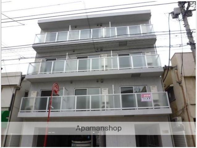 東京都世田谷区、九品仏駅徒歩12分の築5年 4階建の賃貸マンション