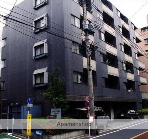東京都目黒区、都立大学駅徒歩7分の築26年 6階建の賃貸マンション
