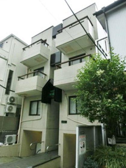 東京都目黒区、渋谷駅徒歩17分の築28年 3階建の賃貸マンション