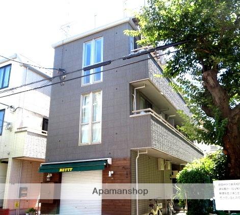 東京都世田谷区、二子新地駅徒歩15分の築8年 3階建の賃貸アパート