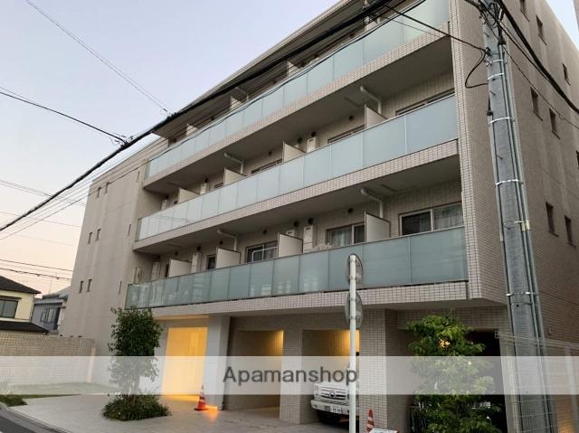 東京都目黒区、祐天寺駅徒歩6分の築1年 5階建の賃貸マンション
