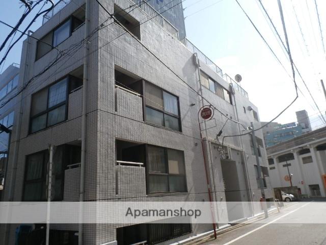 東京都目黒区、学芸大学駅徒歩19分の築29年 5階建の賃貸マンション