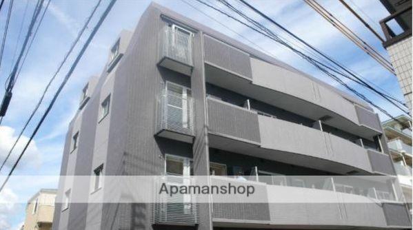 東京都品川区、荏原町駅徒歩6分の築5年 4階建の賃貸マンション