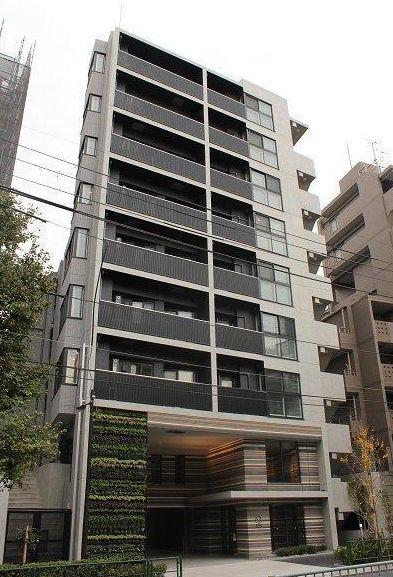 東京都目黒区、都立大学駅徒歩5分の新築 9階建の賃貸マンション